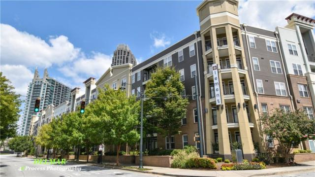 390 17th Street NW #6061, Atlanta, GA 30363 (MLS #6065435) :: The Zac Team @ RE/MAX Metro Atlanta