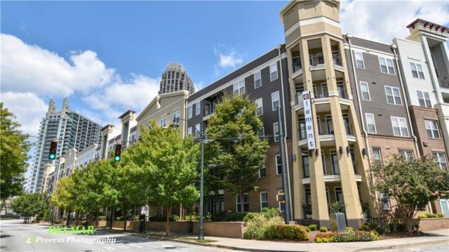390 17th Street NW #6061, Atlanta, GA 30363 (MLS #6065435) :: Rock River Realty