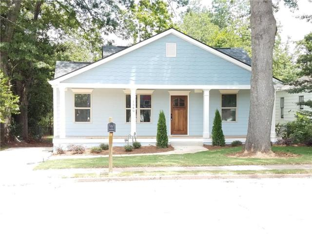 1589 Walker Avenue, College Park, GA 30337 (MLS #6065450) :: Iconic Living Real Estate Professionals