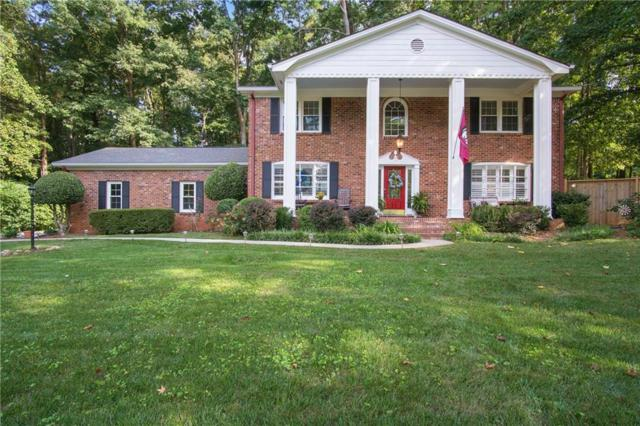 2170 Skytop Drive, Smoke Rise, GA 30087 (MLS #6065583) :: The Russell Group