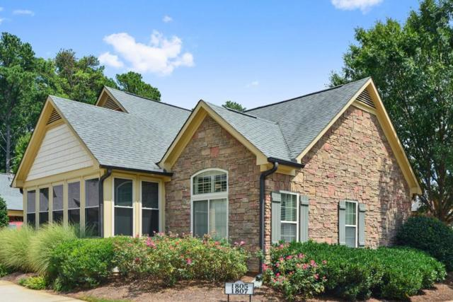 120 Chastain Road NW #1807, Kennesaw, GA 30144 (MLS #6065661) :: The North Georgia Group