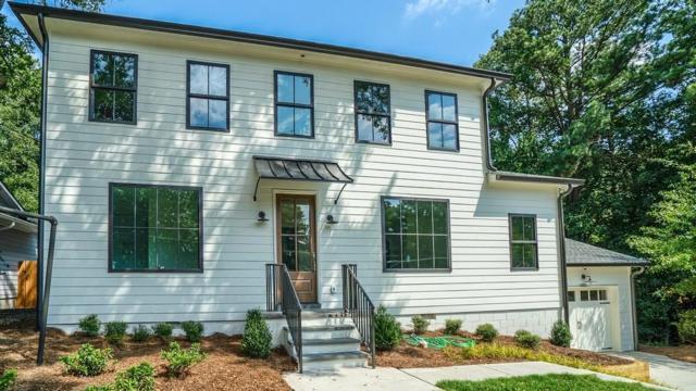 2821 Fraser Street SE, Smyrna, GA 30080 (MLS #6065722) :: North Atlanta Home Team