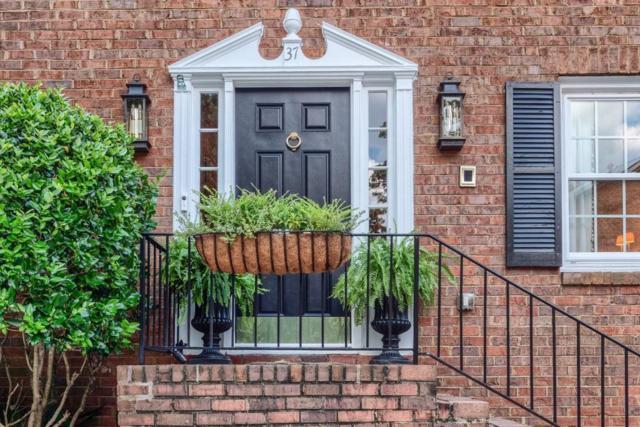 4620 Wieuca Road NE #37, Atlanta, GA 30342 (MLS #6065830) :: Iconic Living Real Estate Professionals