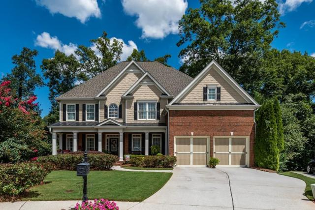 1016 Shady Spring Court, Lawrenceville, GA 30045 (MLS #6065876) :: The Bolt Group