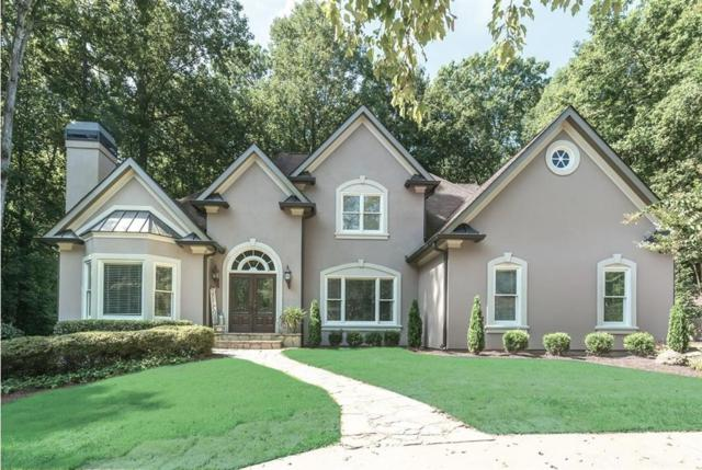 12960 Bucksport Drive, Roswell, GA 30075 (MLS #6066042) :: The Russell Group