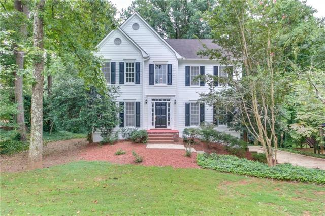 281 Ashbourne Trail, Lawrenceville, GA 30043 (MLS #6066412) :: The Russell Group
