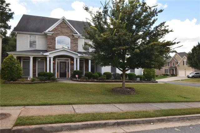 1641 Heatherglade Lane, Lawrenceville, GA 30045 (MLS #6066581) :: The Russell Group