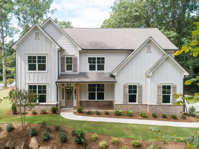 5780 Mitchell Road NW, Sandy Springs, GA 30328 (MLS #6066607) :: The Cowan Connection Team
