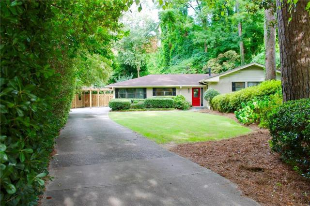 1653 Anita Place NE, Atlanta, GA 30306 (MLS #6066617) :: Rock River Realty