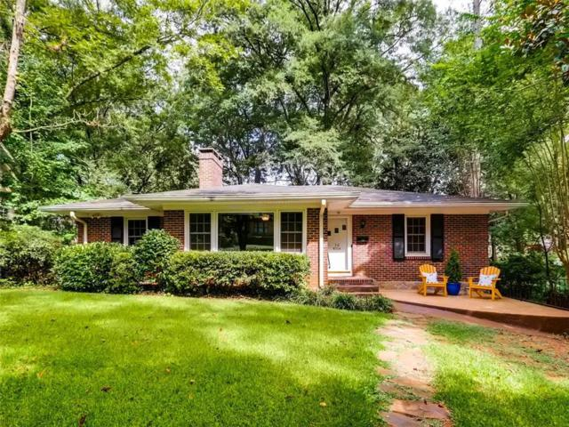 30 Exeter Road, Avondale Estates, GA 30002 (MLS #6066682) :: The Zac Team @ RE/MAX Metro Atlanta