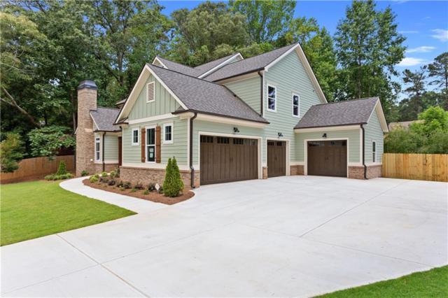 4564 Steinhauer Road NE, Marietta, GA 30066 (MLS #6066733) :: North Atlanta Home Team