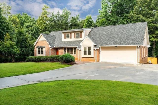 4830 Cherring Drive, Dunwoody, GA 30338 (MLS #6066820) :: North Atlanta Home Team