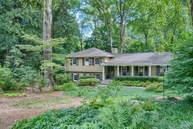 1120 Winding Creek Trail, Atlanta, GA 30328 (MLS #6066857) :: The Russell Group