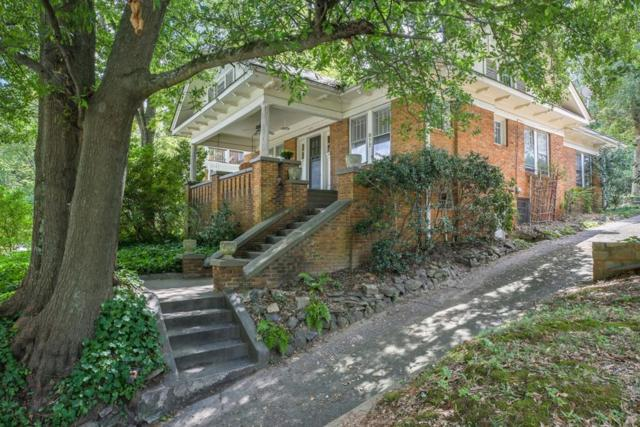 977 North Avenue NE, Atlanta, GA 30306 (MLS #6066886) :: The Cowan Connection Team