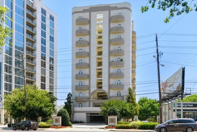 2161 Peachtree Road NE #702, Atlanta, GA 30309 (MLS #6067160) :: Iconic Living Real Estate Professionals