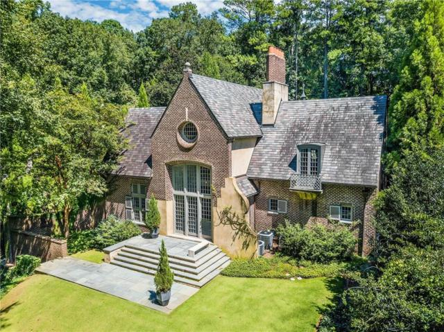 1170 E Club Lane NE, Atlanta, GA 30319 (MLS #6067187) :: Iconic Living Real Estate Professionals
