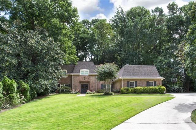 12169 Mountain Laurel Drive, Roswell, GA 30075 (MLS #6067280) :: The Bolt Group