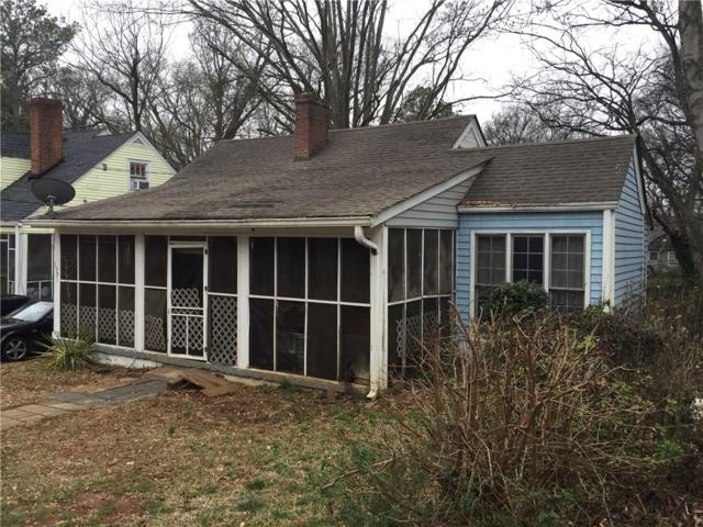 1981 Conrad Avenue SE, Atlanta, GA 30315 (MLS #6067303) :: The Russell Group