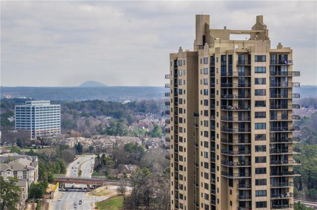 3481 Lakeside Drive NE #1205, Atlanta, GA 30326 (MLS #6067498) :: Kennesaw Life Real Estate
