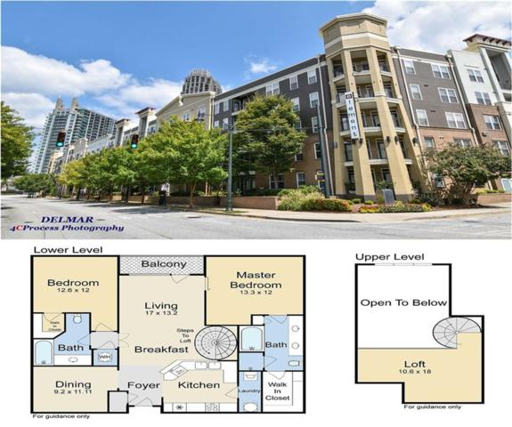 390 17th Street NW #6024, Atlanta, GA 30363 (MLS #6067552) :: RE/MAX Paramount Properties