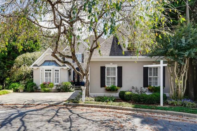 4061 Paran Pointe Drive NW, Atlanta, GA 30327 (MLS #6067560) :: Iconic Living Real Estate Professionals