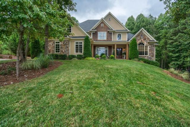 135 Equest Drive, Canton, GA 30115 (MLS #6067621) :: The Russell Group