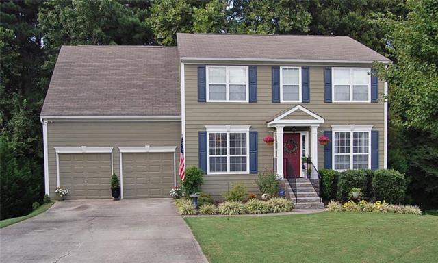 218 Woodcreek Way, Acworth, GA 30101 (MLS #6067622) :: RE/MAX Paramount Properties