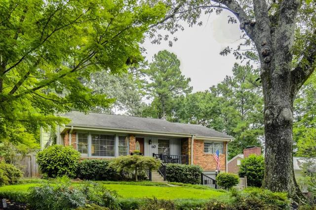 60 Wiltshire Drive, Avondale Estates, GA 30002 (MLS #6067636) :: The Zac Team @ RE/MAX Metro Atlanta