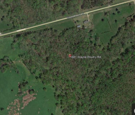 1681 Wayne Poultry Road, Pendergrass, GA 30567 (MLS #6067674) :: North Atlanta Home Team