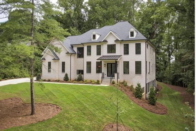 4555 Mystic Drive, Sandy Springs, GA 30342 (MLS #6067695) :: North Atlanta Home Team