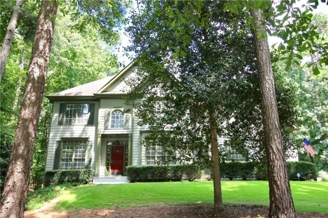 295 Inverness Shores Drive, Fayetteville, GA 30215 (MLS #6067704) :: The Cowan Connection Team
