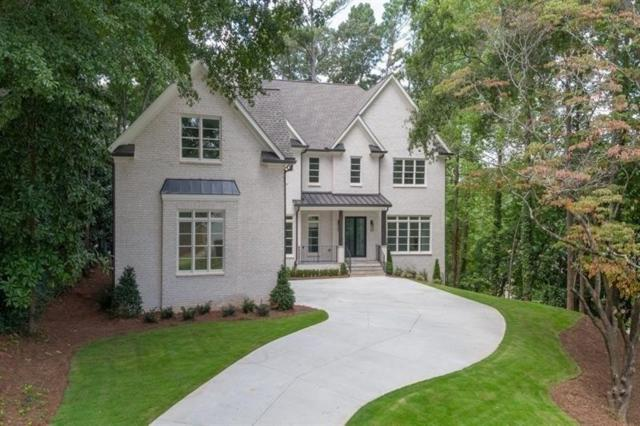 4690 Canyon Creek Trail, Sandy Springs, GA 30342 (MLS #6067742) :: Iconic Living Real Estate Professionals