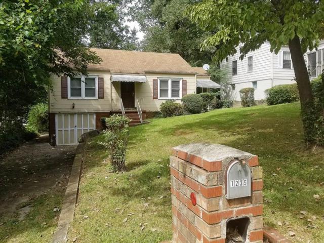 1235 Westboro Drive SW, Atlanta, GA 30310 (MLS #6067785) :: The Russell Group