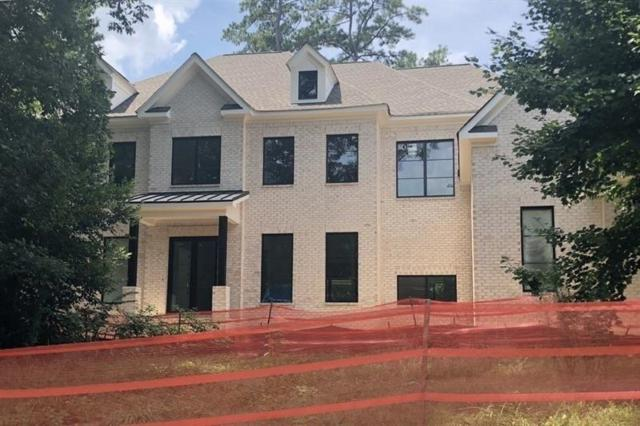 4736 Lake Forrest Drive, Sandy Springs, GA 30342 (MLS #6067843) :: Iconic Living Real Estate Professionals