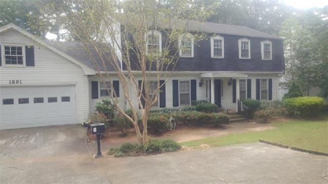 1891 Mount Vernon Place, Dunwoody, GA 30338 (MLS #6067972) :: Dillard and Company Realty Group