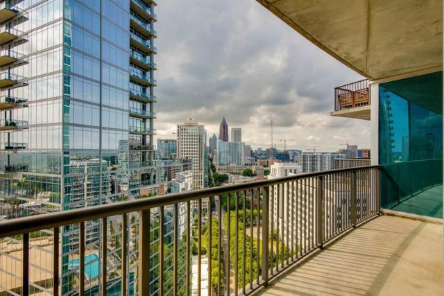 1080 Peachtree Street NE #2306, Atlanta, GA 30309 (MLS #6067988) :: Buy Sell Live Atlanta