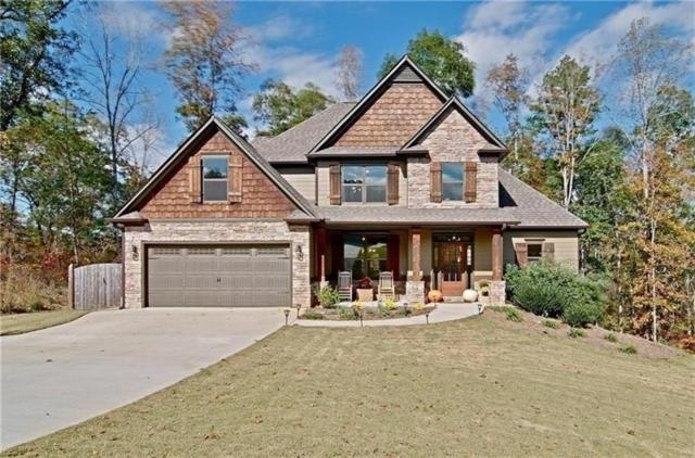 311 Taylor Leigh Court, Ball Ground, GA 30107 (MLS #6068134) :: The Russell Group