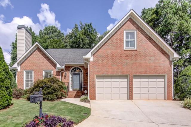 1160 Newbridge Trace NE, Atlanta, GA 30319 (MLS #6068153) :: Iconic Living Real Estate Professionals
