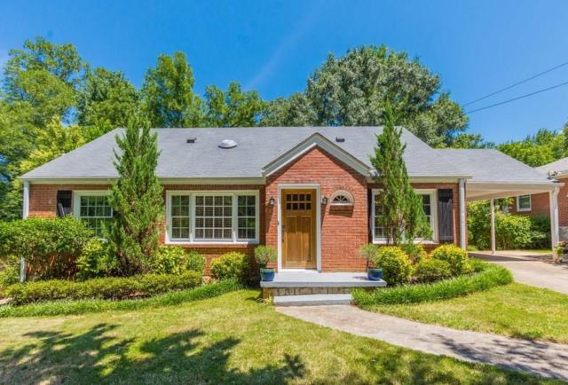 972 S Columbia Drive, Decatur, GA 30030 (MLS #6068154) :: The Zac Team @ RE/MAX Metro Atlanta