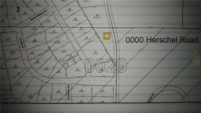 0000 Herschel Road, College Park, GA 30337 (MLS #6068186) :: Iconic Living Real Estate Professionals