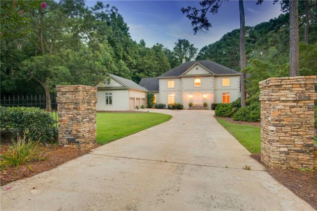 5357 Gauley River Drive, Smoke Rise, GA 30087 (MLS #6068301) :: The Cowan Connection Team