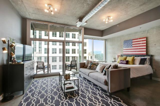 943 Peachtree Street NE #1509, Atlanta, GA 30308 (MLS #6068311) :: Kennesaw Life Real Estate