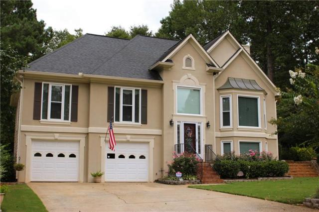 142 Clubhouse Drive NW, Kennesaw, GA 30144 (MLS #6068326) :: RCM Brokers