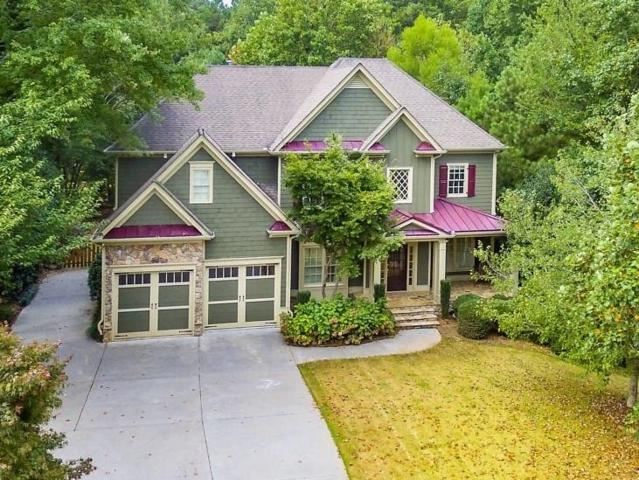 3221 Christiana Circle NW, Kennesaw, GA 30152 (MLS #6068446) :: Iconic Living Real Estate Professionals