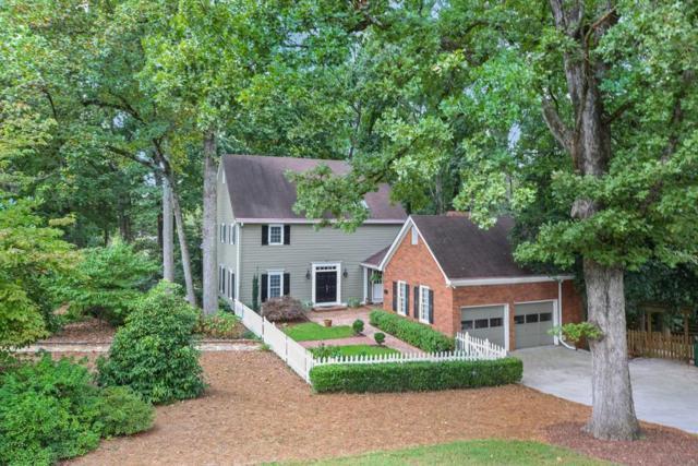 520 Cambridge Way, Sandy Springs, GA 30328 (MLS #6068449) :: North Atlanta Home Team