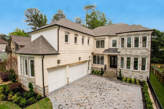 1325 Telford Drive, Brookhaven, GA 30319 (MLS #6068515) :: The Russell Group