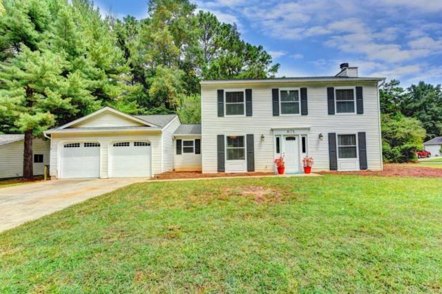 675 Cranberry Trail, Roswell, GA 30076 (MLS #6068546) :: Iconic Living Real Estate Professionals