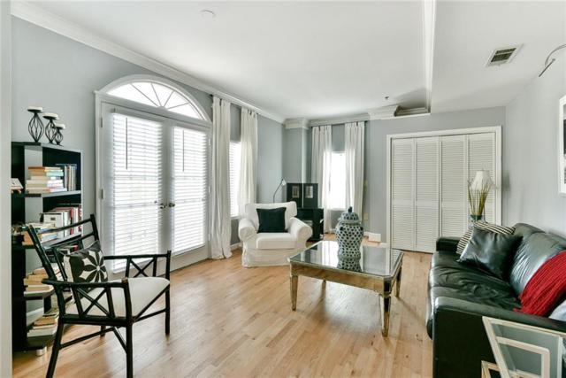 2161 Peachtree Road NE #208, Atlanta, GA 30309 (MLS #6068554) :: Iconic Living Real Estate Professionals