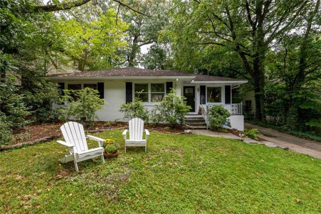 529 E Wesley Road NE, Atlanta, GA 30305 (MLS #6068567) :: The Russell Group