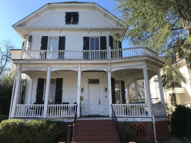 241 S Liberty Street, Milledgeville, GA 31061 (MLS #6068573) :: The Cowan Connection Team